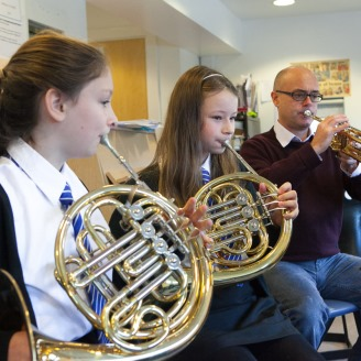 Life at The Community School of Auchterarder