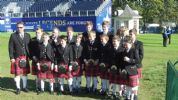 View Pipe Band Plays at Ryder Cup